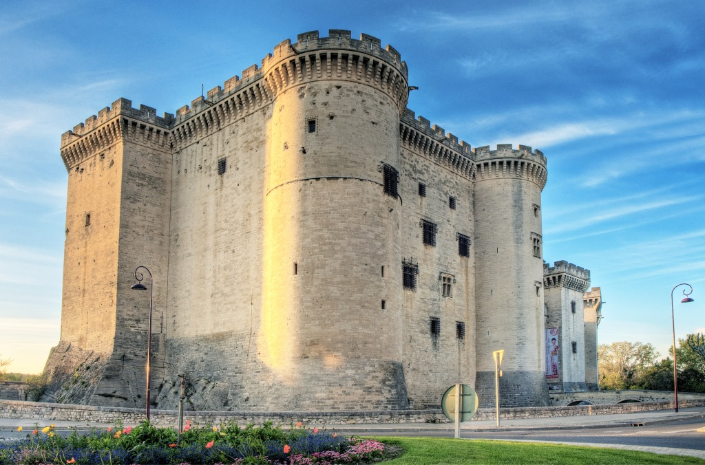 Castle of Tarascon, Franc