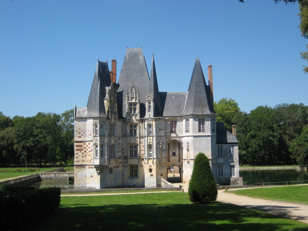Chateau d'O, Normand