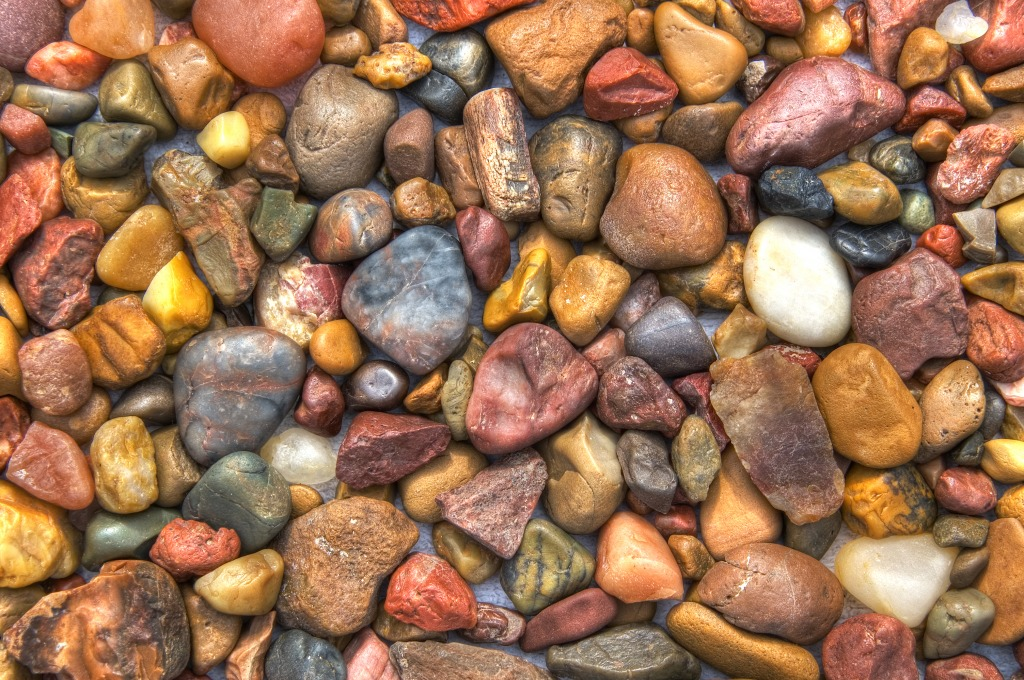 Colorful Southwest Rock