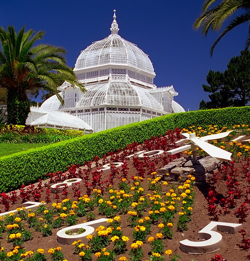 Golden Gate Park Conservatory Of Flower