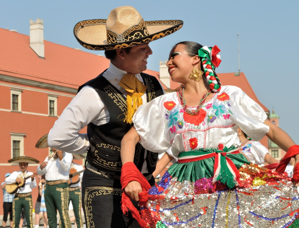 Mexican Folklore Band in Poland