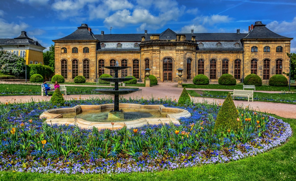 Orchard House in Gotha, Germany