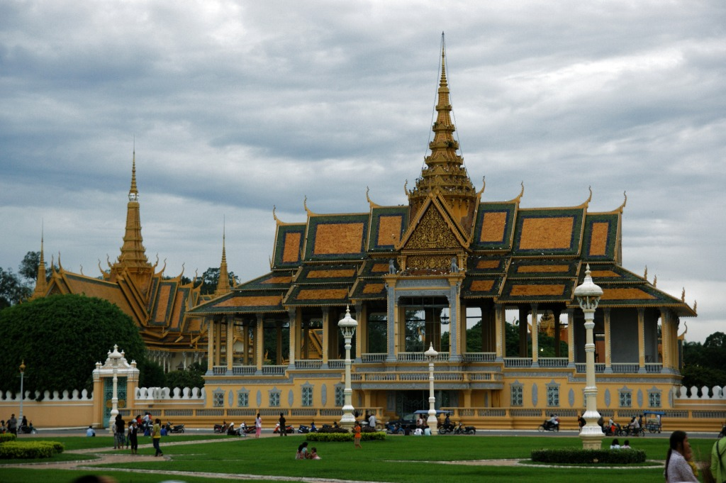 Phnom Penh Royal Palac