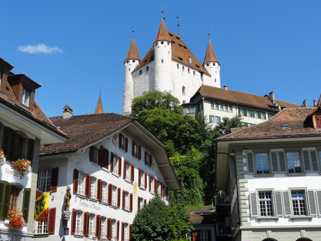 Schloss Thun, Switzerland