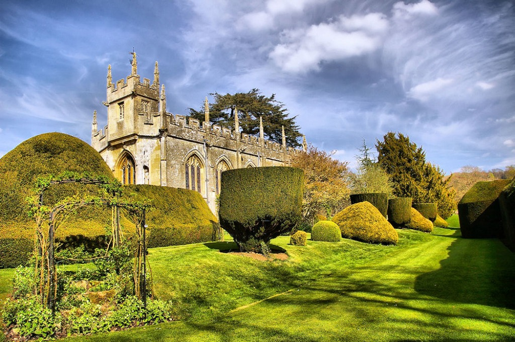 Sudeley Castle, Gloucestershir