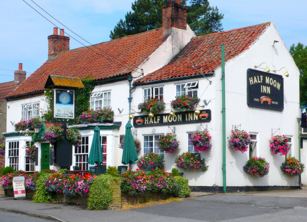 The Half Moon, Willingham by Sto