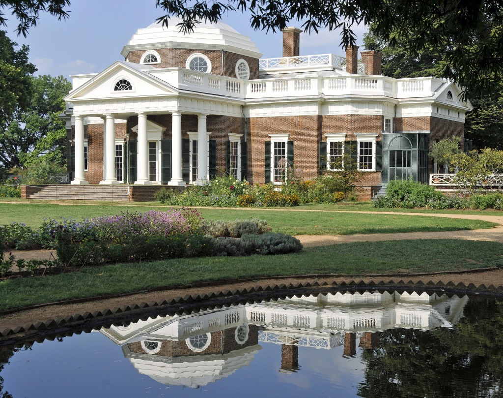 The Home of Thomas Jefferson