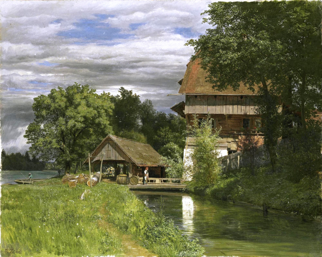The Mill at Rathausen