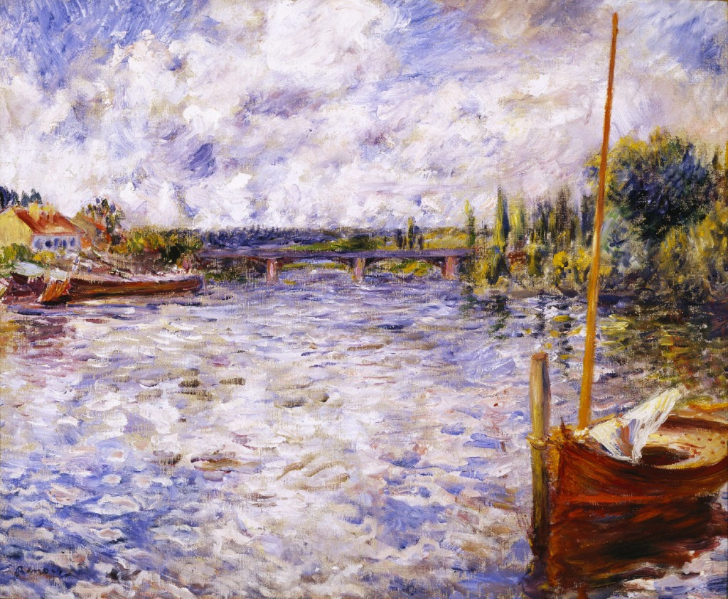 The Seine at Chato