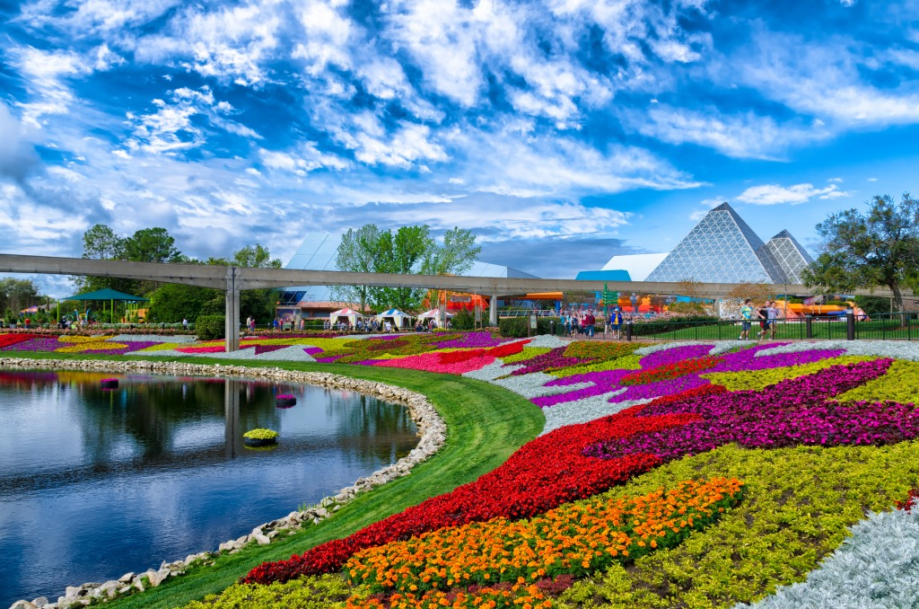 Walt Disney World in Orlando, Florid