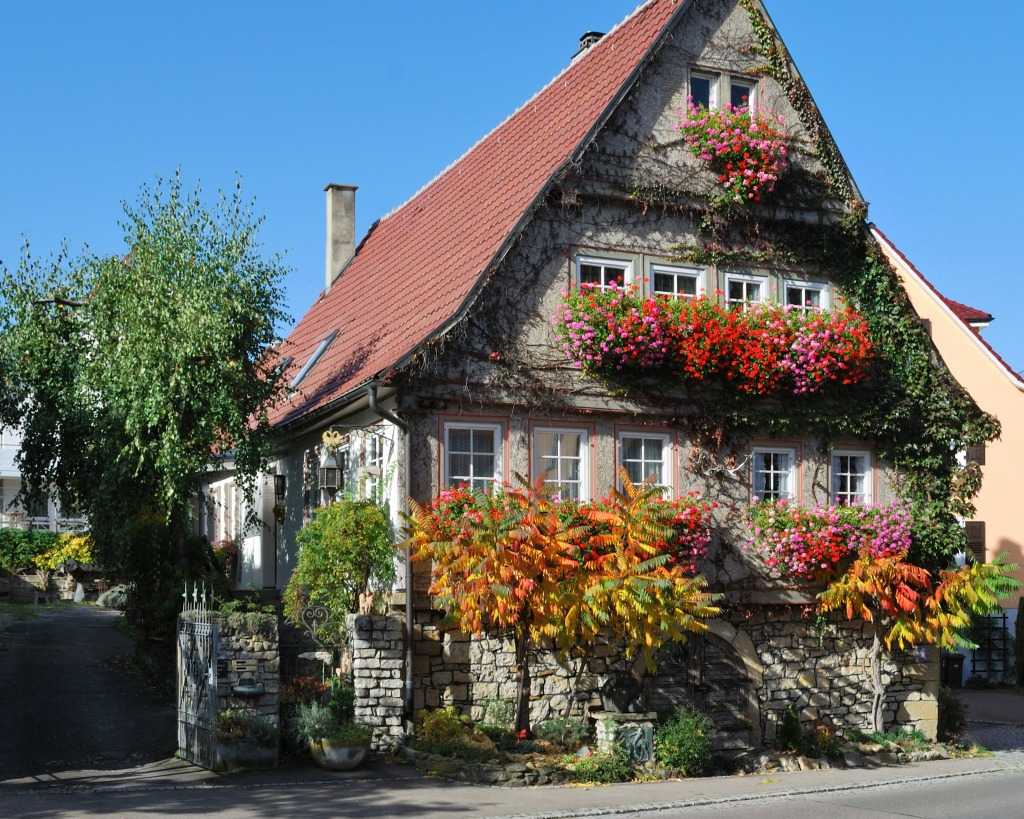 Zum Ochsen Guesthouse in Hemmingen, Germany